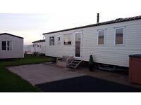 3 Bed Caravan for Rent at Berwick Haven Holiday Park