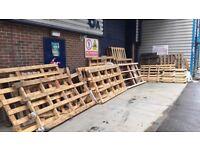 Large pallets - Free