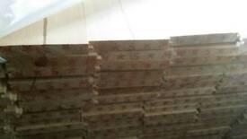 "6"" T&G Floor Board (21mm x 145mm) 4.2mtr Lengths"