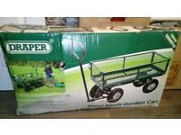 Brand new Steel mesh garden cart