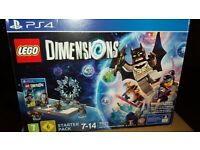 Lego dimensions and packs