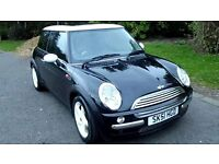 "2001 Mini Cooper ""Very Low Mileage"""