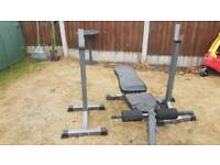 Bodymax weight bench