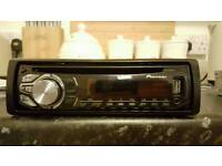 Pioneer car stereo with usb