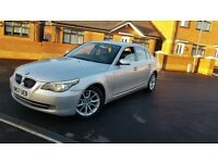 For sale BMW 525i 3.0petrol automatic full service history full V5 nice condition in out