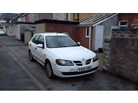 04 Nissan Almeria 2.2 Diesel 6 Speed Gearbox Very Economical