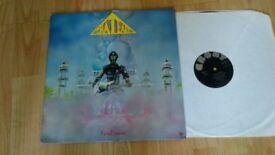 chateaux - firepower RARE NWOBHM vinyl LP 80's