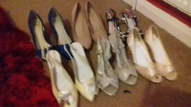 new shoes size 5 2 and 3 inch heels