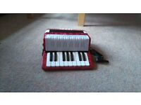 8 Bass Small Accordian