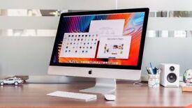21.5 iMac Slim 2013 i5 2.7Ghz 8Gb 1Tb HDD FlStudio CuBase Native Instruments Rob papen Izo Warranty