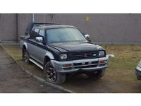 Mitsubishi l200 3.0 v6 - Breaking For Spares