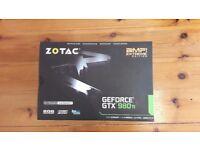 GeForce® GTX 980 Ti AMP! Extreme | ZOTAC