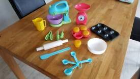 Early Learning Centre ELC Baking Set & Baking tray