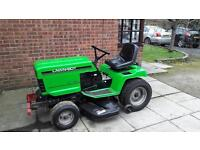 Lawnboy ride on mower