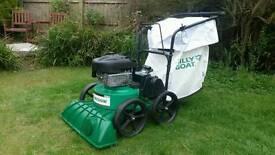 Billy Goat , leaf lawn litter garden vacuum