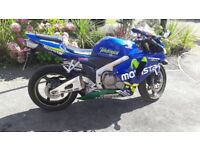 Honda CBR 600RR 2007 Factory Movistar