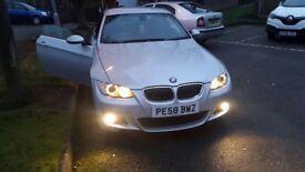 BMW 325 MSPORT COUPE DIESEL 58