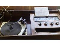 Radio gram ideal collectors piece needs work