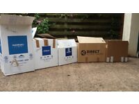 Storage/ house moving boxes for sale.