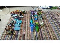 Bundle of sylanders figurines