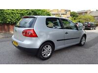 55 Plate Volkswagen Golf 1.4 S (75) Manual New Clutch Low Mileage! Cheap Bargain!