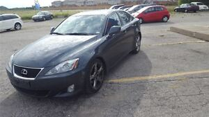 2007 Lexus IS 250 -