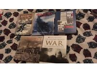 Hardback World War 2 books