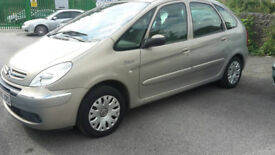 CITROEN XSARA PICASSO 1.6 MPV 2005
