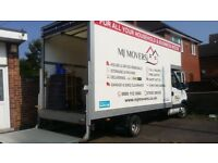 House Removals & Man with a Van in Derby, Fully Insured , Delivery Service , Free Phone, D