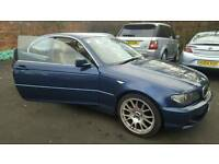 BMW 320 CI Coupe Excellent Condition