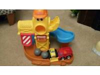 Fisher price digger set