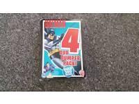 Batman the Animated Series: 4 DVD Bumper Pack (2012)