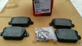FORD GALAXY, MONDEO rear break pads