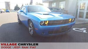 2016 Dodge Challenger SXT Plus Track Pak,Tech Grp,Nav,Leather,Pw