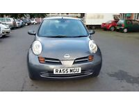 Nissan MICRA, full service history, low mileage, 1 year MoT, good as new