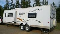 REDUCED-2006 KZ Sportsmen Toy Hauler