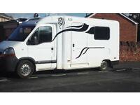Renault Master-Motorhome/ Campervan-Ambulance, make the offer if looking for low cost campervan!