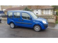 Fiat Doblo Family 7 Seats M-Jet (Reduced For Quick Sale)