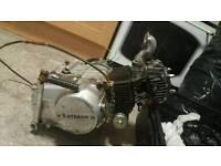 Pit bike/ quad bike engine