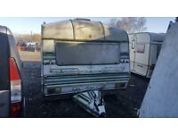 RARE ROMA SPECIAL 22FT CARAVAN RESTORATION PROJECT FOR SALE