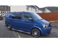 Volkswagen Transporter SWB T28 140 bhp 6 speed 2010 model NO VAT