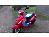 lexmoto pulse scout 49 low mileage