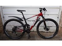 Giant Anthem X 29ER 2 Mountain Bike RockShox Shimano SRAM