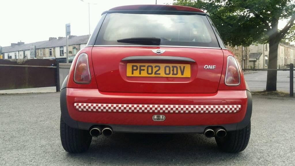 Mini Cooper Full Service Long Mot Sports Lights In Burnley