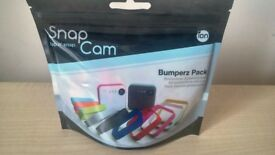 ION 5032 SnapCam Camera Bumper Pack NEW