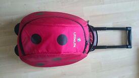 Littlelife wheelie duffle travel case bag