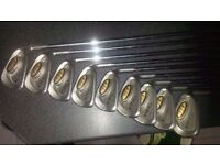 Ping i3 Irons & McGregor Driver For Sale