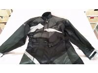 All-in-one Spada motorcycle over-suit. Large. Completely as new, never worn.