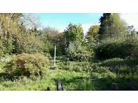 Wanted land with or without planning permission