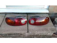 Mazda MX5 Eunos mk1 Rear Light Lenses